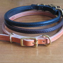 "1/2"" Rolled Buckle Collar"