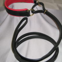 Padded French Martingale Leash