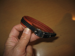 Small Breed Padded Buckle Collar
