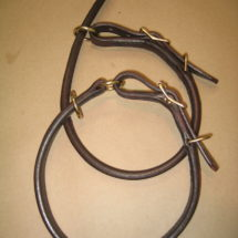 """3/4"""" Combination Rolled Collar"""