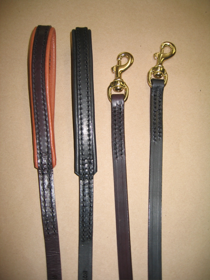 Leashes ~ Padded Handle